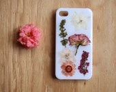 Mauve Rose Study iPhone 4/4s Case