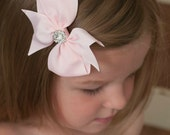 Hair Bows -Baby Hair Clips  -Pink Hair Bows -Girls Hair Bows - White Hair Bow - Black Hair Bow - Hair Bows,Hair Clips, Clippies
