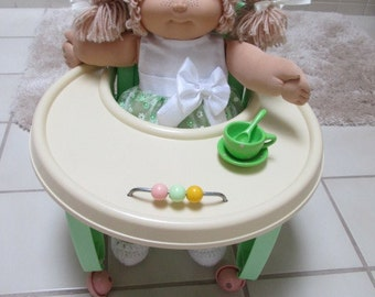 Cabbage Patch doll walker Great Vintage condition 1986