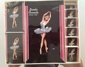 1960s Set of Samba Canasta Ballerina Theme