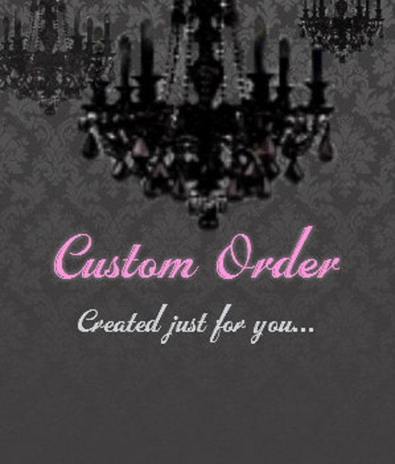 Custom Order for Laura, Yellow Crystal Necklace, Swarovski