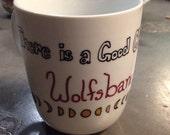Wolfsbane mug ( Reserved for Skylark)