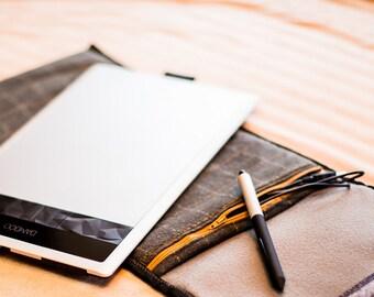 Custom Wacom-Bamboo-Create-Tablet Case 8x14 tablet