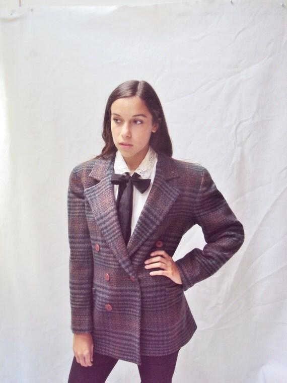 Pure Wool Blazer / Christian Dior / small, medium
