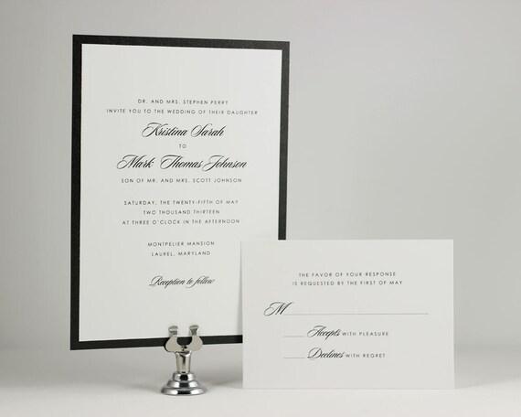 Cultural Wedding Invitations: Simple Wedding Invitations Traditional By EdenWeddingStudio