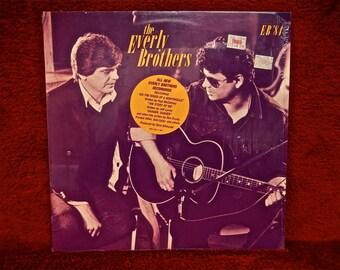 The EVERLY BROTHERS - EB84 -1984 Vintage Vinyl Record Album