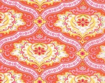 Moda Fabric High Street Chloe in  Clementine by Lily Ashbury 11471-29