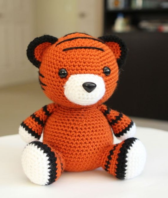Tiger Doll Amigurumi Pattern : 301 Moved Permanently