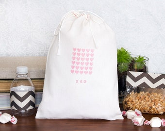 Wedding Welcome Bag - Wedding Welcome Bags - CHOOSE YOUR COLOR - 8 x 12