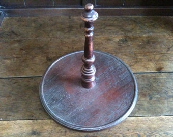 Vintage French Large Cheese Serving Plate Dish Board circa 1960-70's / English Shop