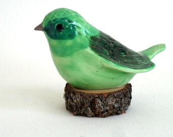 SALE! clay bird
