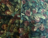Pinecone Fabric 1 yard