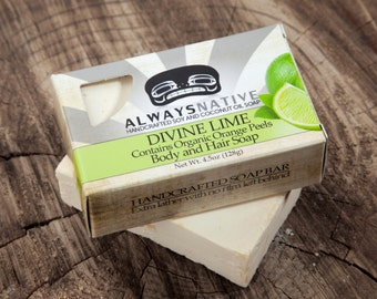 Cold process soap handcrafted in the Northwest.