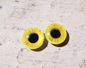 RESERVED listing- yellow eye chips