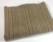 Wool Fabric for Rug Hooking and Applique, Fat Quarter Yard, Phantom Trail, J700