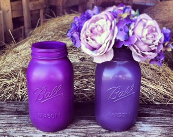 Diy Purple Wedding Centerpieces Images amp Pictures Becuo