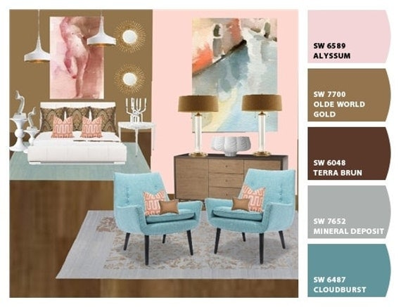 Interior Design Ideas,Customized, Digital Mood Board, E Design ...