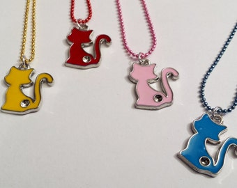 Sale! Kitty Cat Necklace