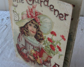 The Little Gardener ABC