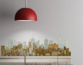 Manhattan Peel and Stick Wall Decal