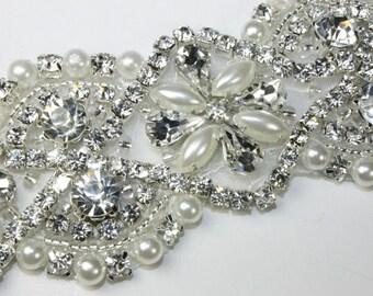 Crystal Bridal Trim-12009