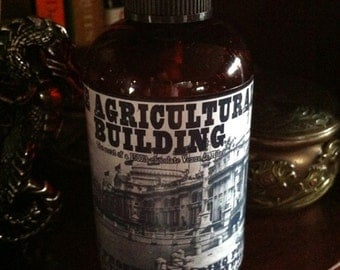 The Agricultural Building  - 4oz  Atmosphere Spray: Black Phoenix Trading Post