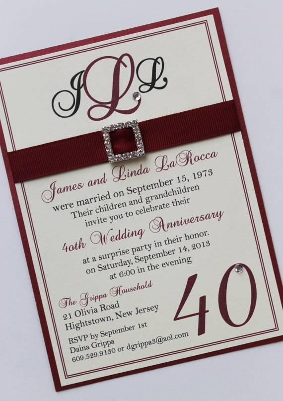 Surprise 50Th Party Invitations with beautiful invitation template