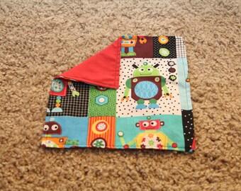 VALUE COMBO--FIVE Cloth Napkins--Kid Size--You Pick the Fabrics