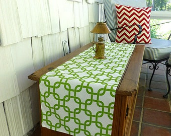 Choose Your Table Runner, Green Table Runner   Green Wedding Linens   Green  Table Topper