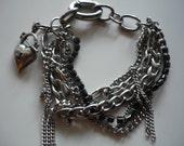 Bracelet BLack Lily