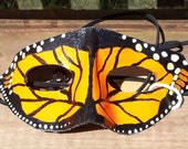 Monarch Butterfly Mask : ...