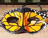 Monarch Butterfly Mask : ...
