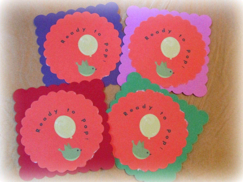 Baby Shower Favors Tea Lights ~ Reserved for kathy tea light baby shower favors ready to