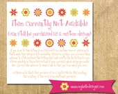 Baby Shower Invitation (vhc)