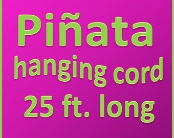 Pinata Hanging Cord