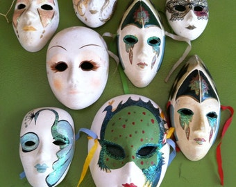 Mask, mardi gras mask, theater mask