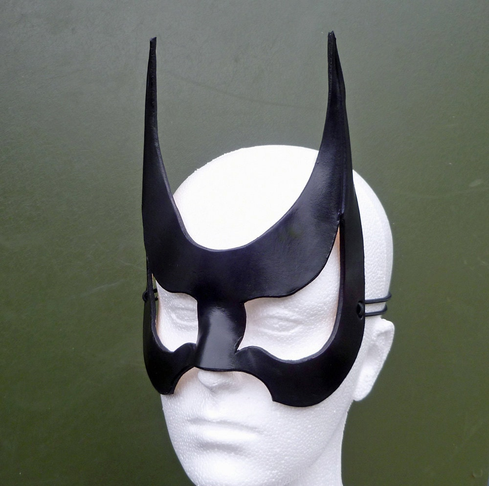 Batwoman mask template - photo#8