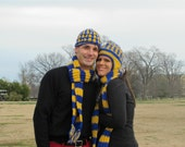 Golden State Warriors Knit Scarf
