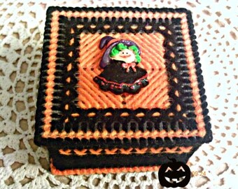 Witches Trinket Box