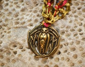 Harry Potter style Ancient Order of the Owls necklace