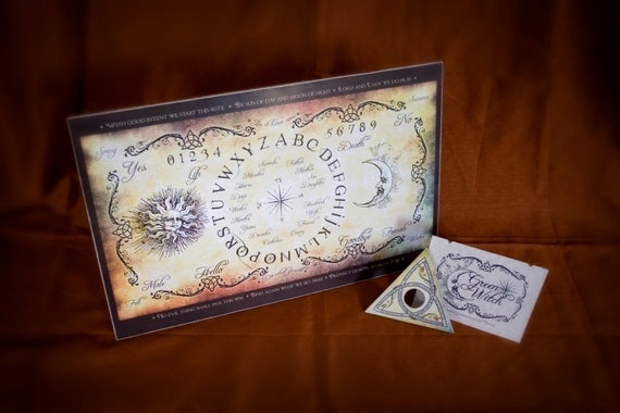 ABSOLUTELY GORGEOUS Spirit Board (Etheric Communication Device)