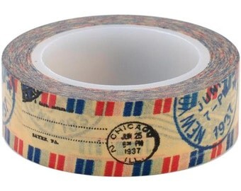 Washi Tape - Love My Tapes - Postmarks