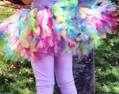 Colorful Funfetti  tutu skirt for birthdays, weddings, photo prop,toddler birthday ,girls birthday