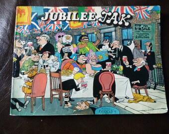 Vintage Jubilee Jak Cartoon Compilation Book