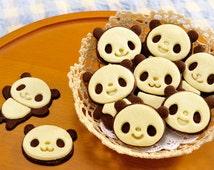 10% OFF - Cute panda cookie cutter