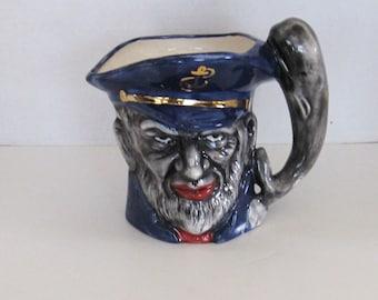 Ceramic Captain Ahad Toby Mug