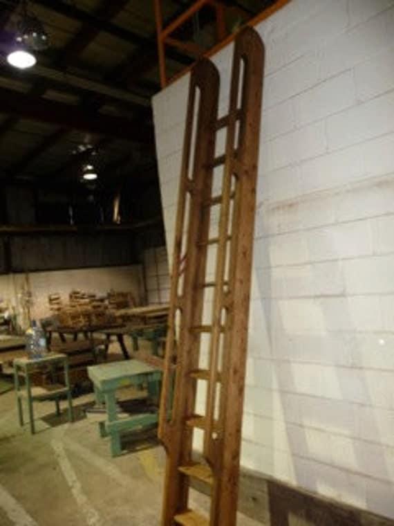 Custom attic ladder