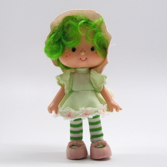 Vintage Strawberry Shortcake Friend Lime by cuteandfunnykids