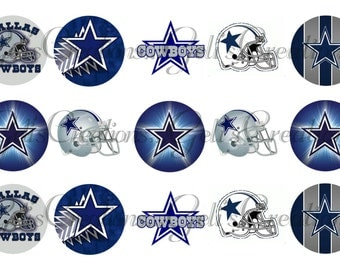 Dallas cowboys inspired 1 digital image sheet for for Dallas cowboys arts and crafts