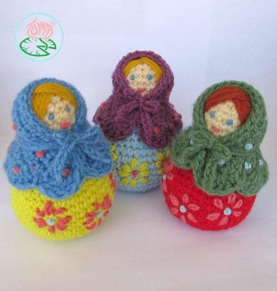 Amigurumi Nesting Dolls : Unavailable Listing on Etsy
